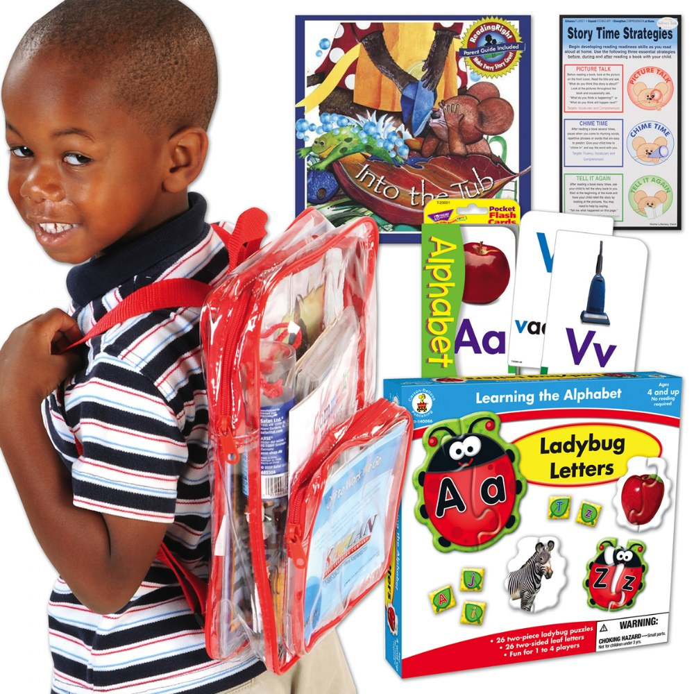 Transition to Kindergarten: Reading Kit