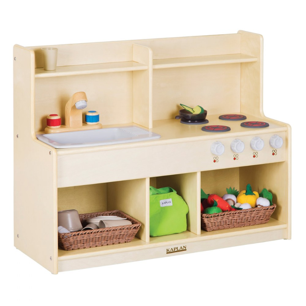 Alternate Image #1 of Carolina Toddler Kitchen Playspace