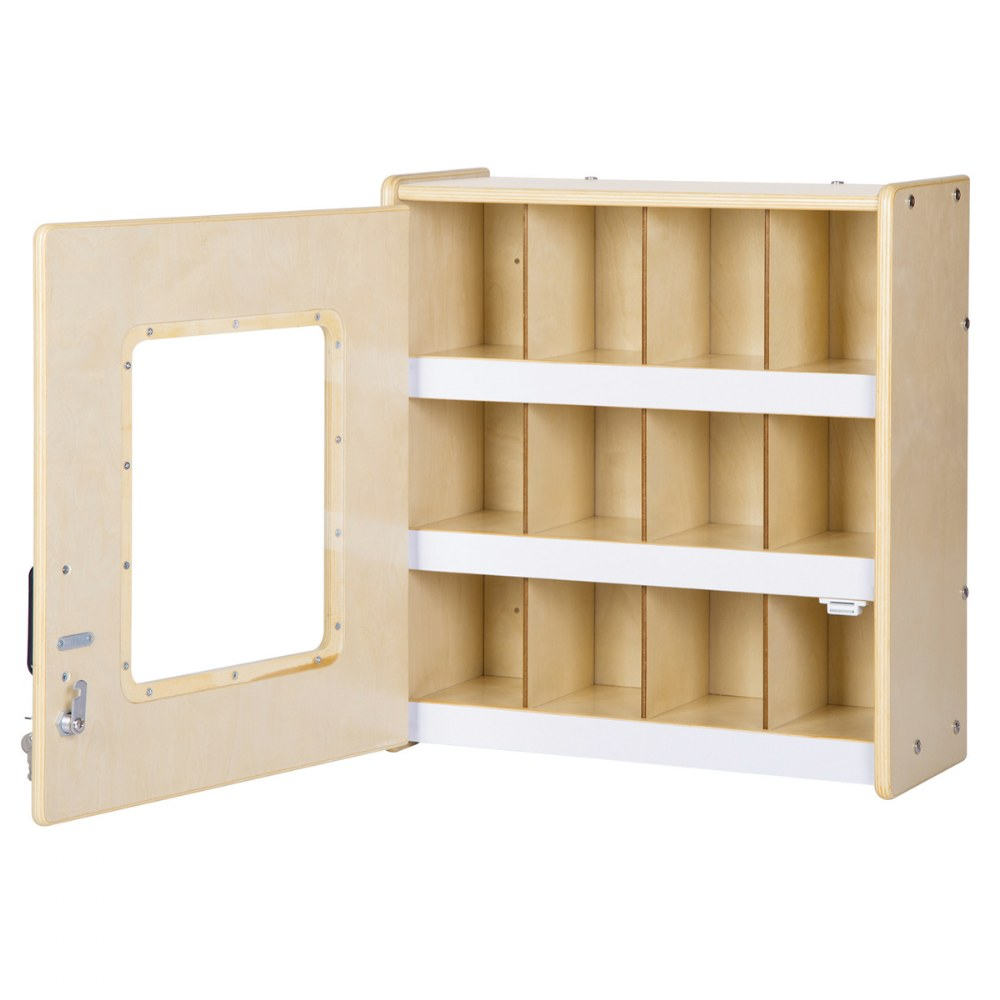Alternate Image #2 of Carolina Locking Supply Cabinet