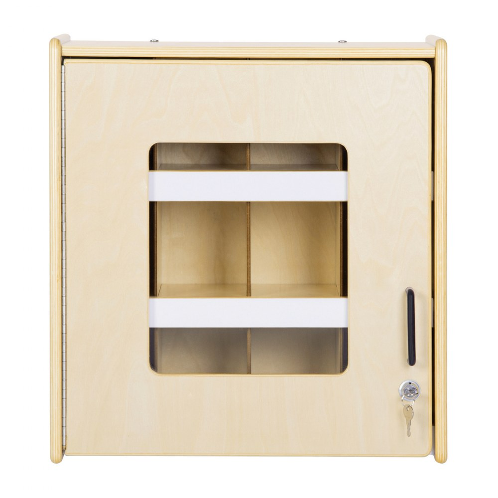 Alternate Image #3 of Carolina Locking Supply Cabinet