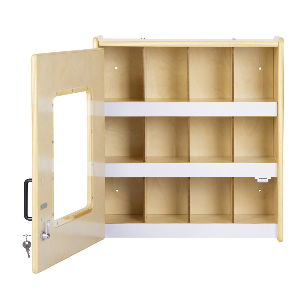 Alternate Image #5 of Carolina Locking Supply Cabinet
