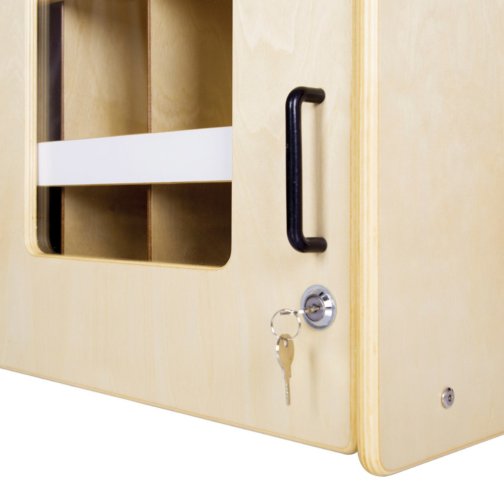 Alternate Image #6 of Carolina Locking Supply Cabinet