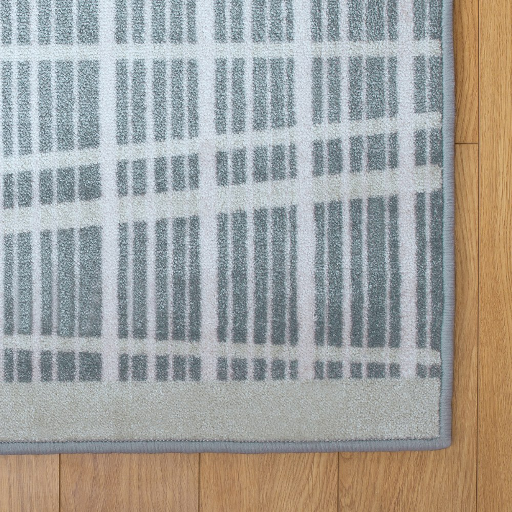 Alternate Image #1 of Sense of Place Carpet Runner - Blue - 2' x 8'