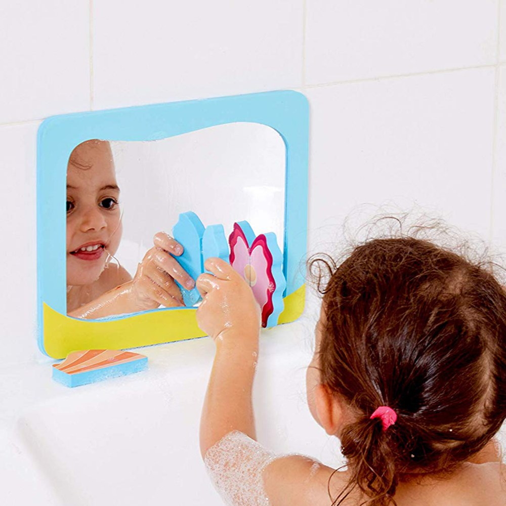 Alternate Image #3 of Look N Sea Foam Mirror Symmetry Set - 21 Pieces