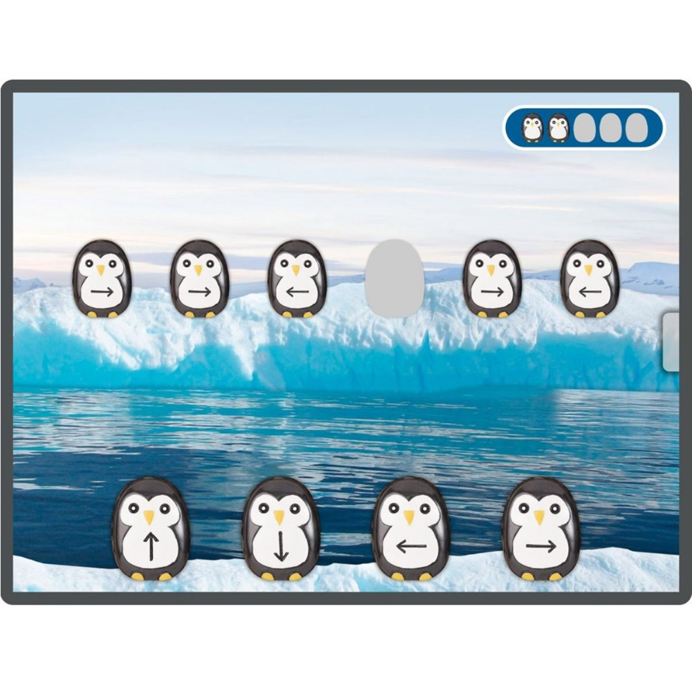 Alternate Image #2 of Pre-Coding with Penguins Software for Large Screens and Tablets