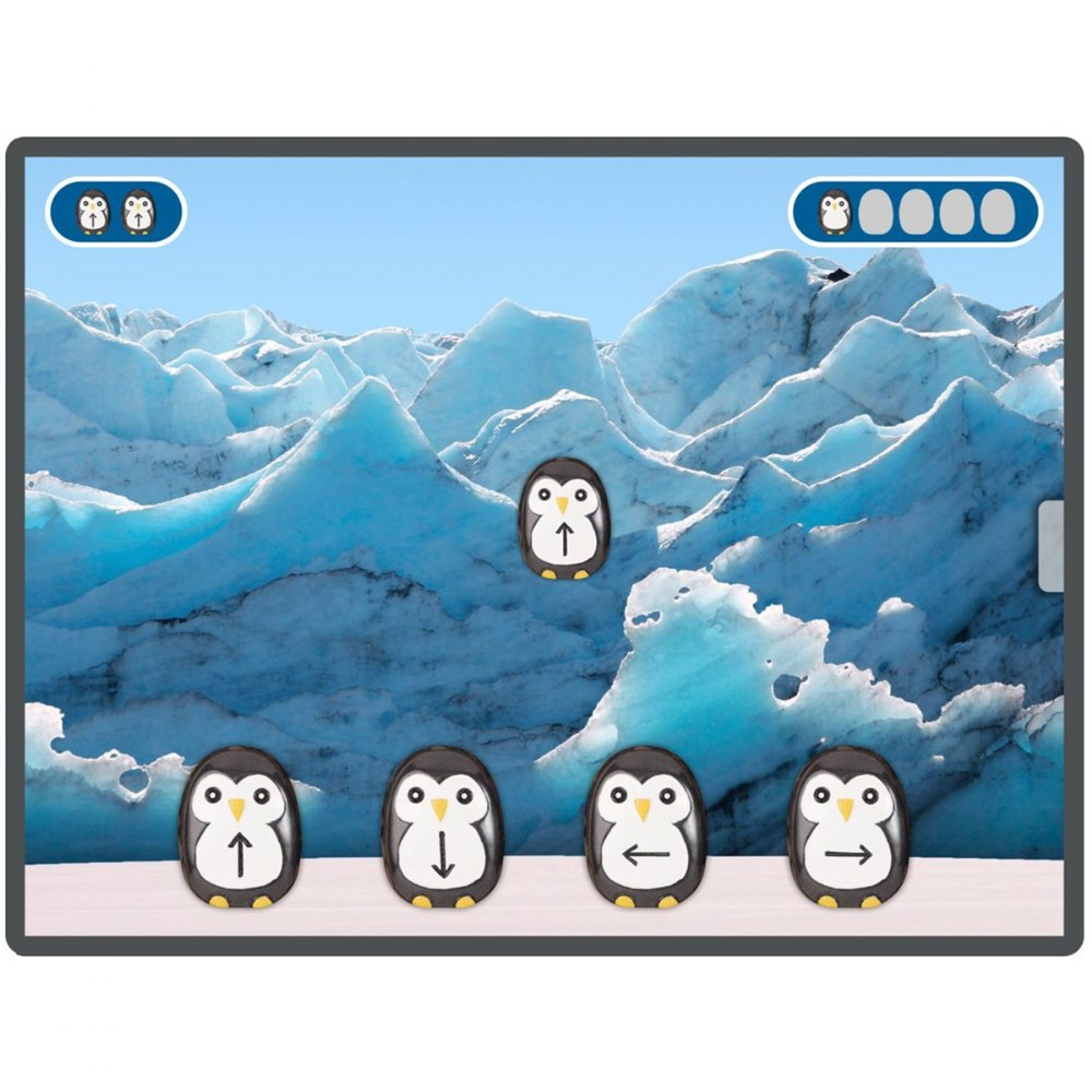 Alternate Image #3 of Pre-Coding with Penguins Software for Large Screens and Tablets