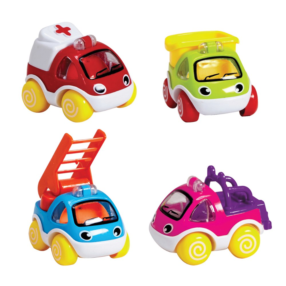 Alternate Image #13 of Mighty Mini Vehicles