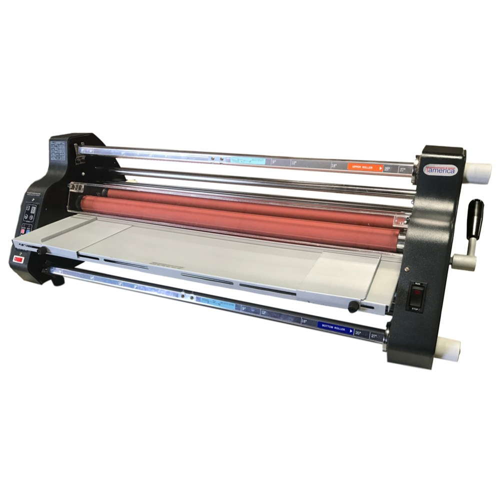 "27"" Thermal Roll Laminator"