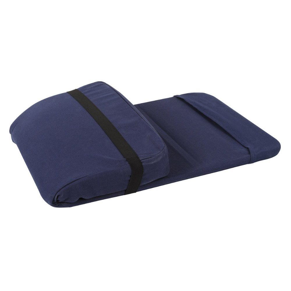 Alternate Image #1 of Back Jack Folding Chair - Navy