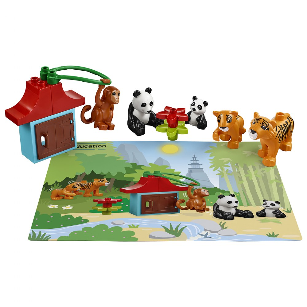 Alternate Image #2 of LEGO® DUPLO® Animals - 45029