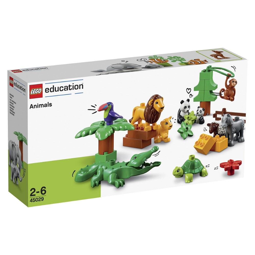 Alternate Image #7 of LEGO® DUPLO® Animals - 45029