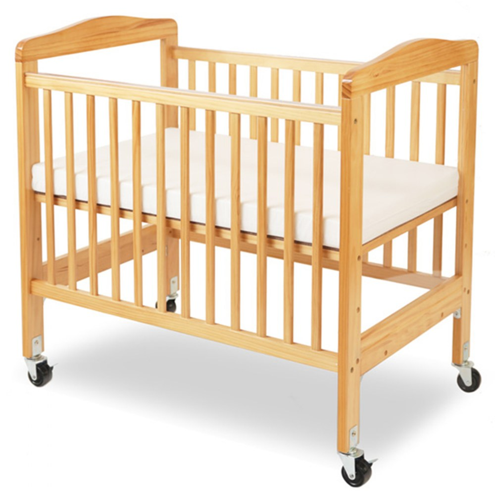 Alternate Image #1 of Mini Wood Nonfold Window Crib