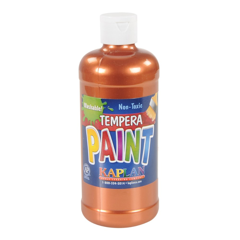 Metallic Tempera 16 oz. Paints