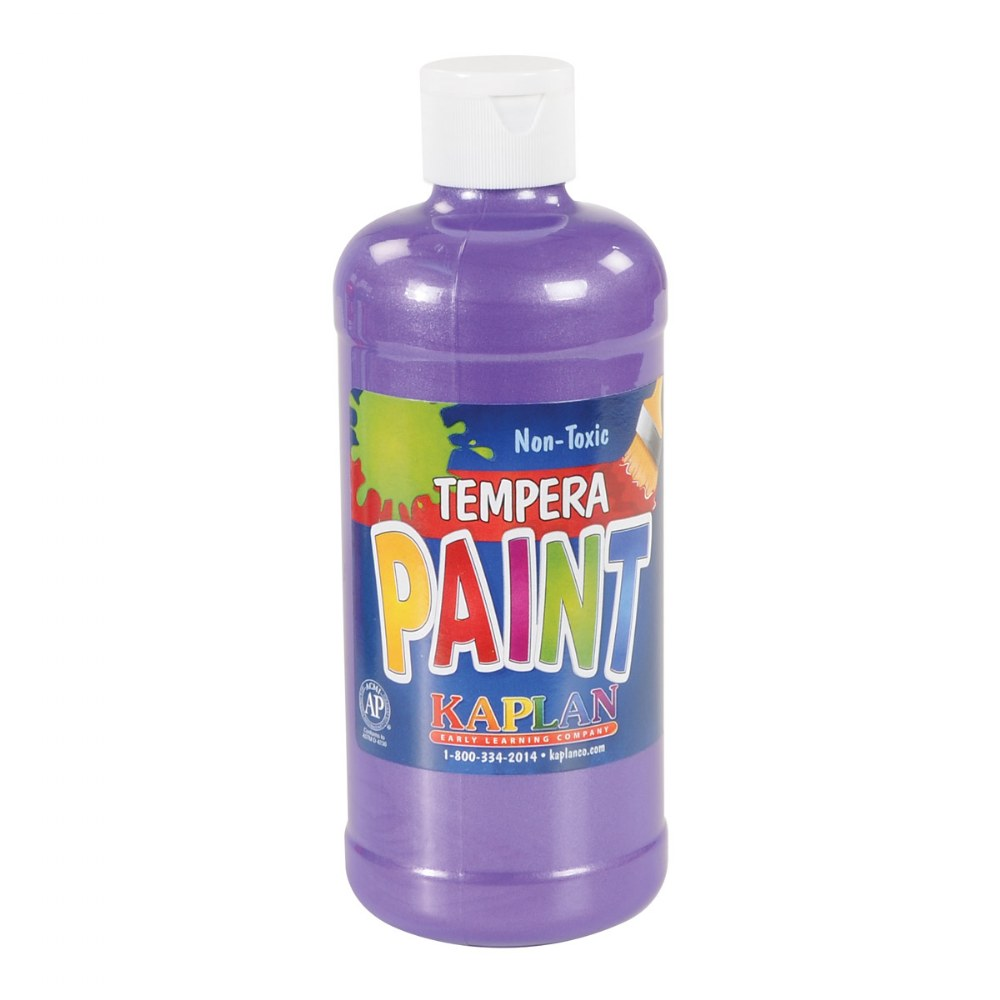 Sparkle Tempera 16 oz. Paint