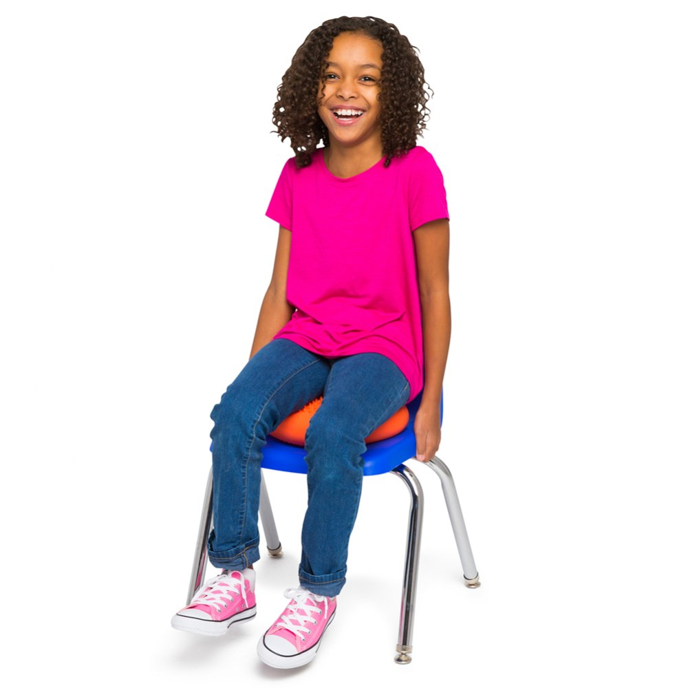 Alternate Image #3 of Little Wiggle Seat - Calms Kids Who Have a Hard Time Sitting Still