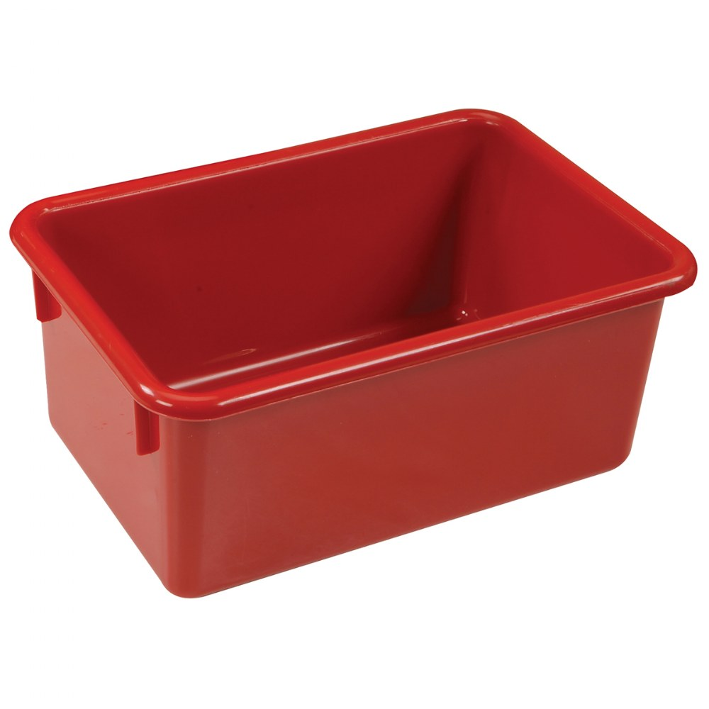 Alternate Image #5 of Vibrant Color Storage Bins - Set of 5