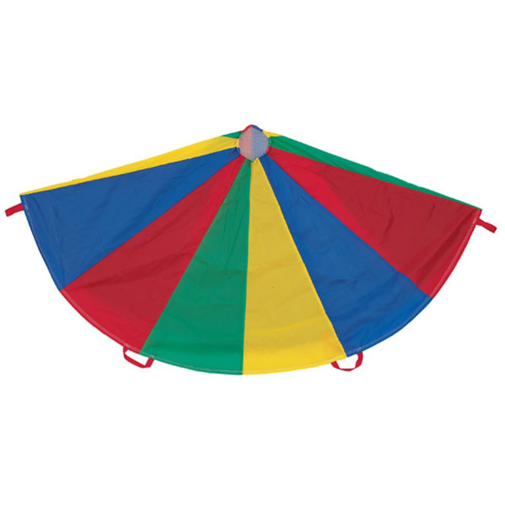 Alternate Image #1 of Rainbow Parachutes with Handles