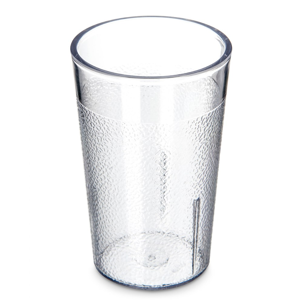 5 oz. Clear Stackable Tumblers - Set of 10