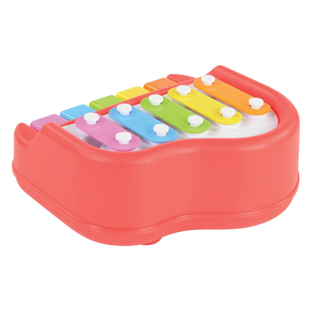 Alternate Image #1 of Toddler 2-in-1 Piano and Xylophone