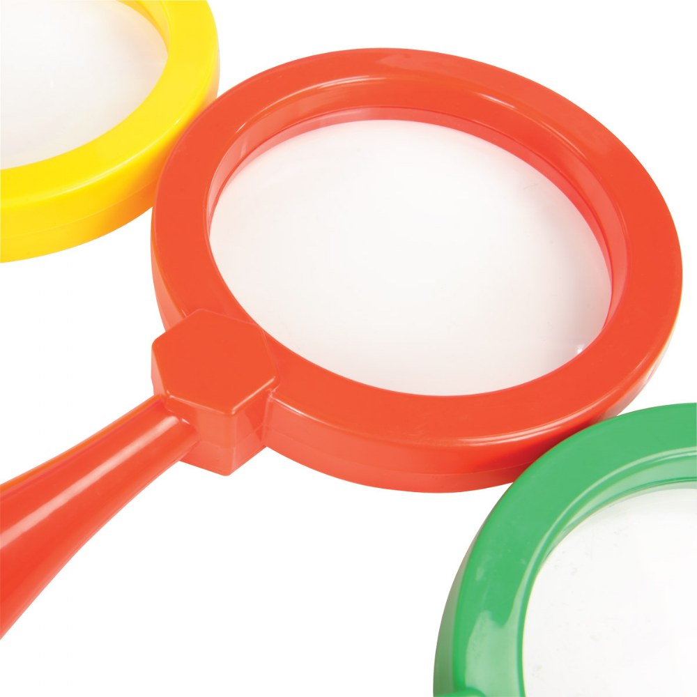 Alternate Image #1 of Toddler Magnifiers - Set of 6