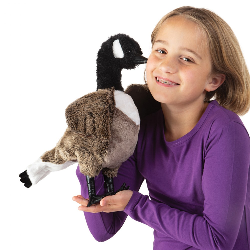 Alternate Image #2 of Canada Goose Hand Puppet