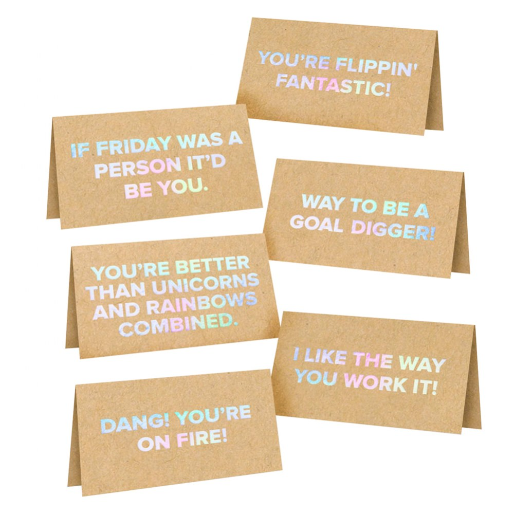 Praise Cards - Sets of 48