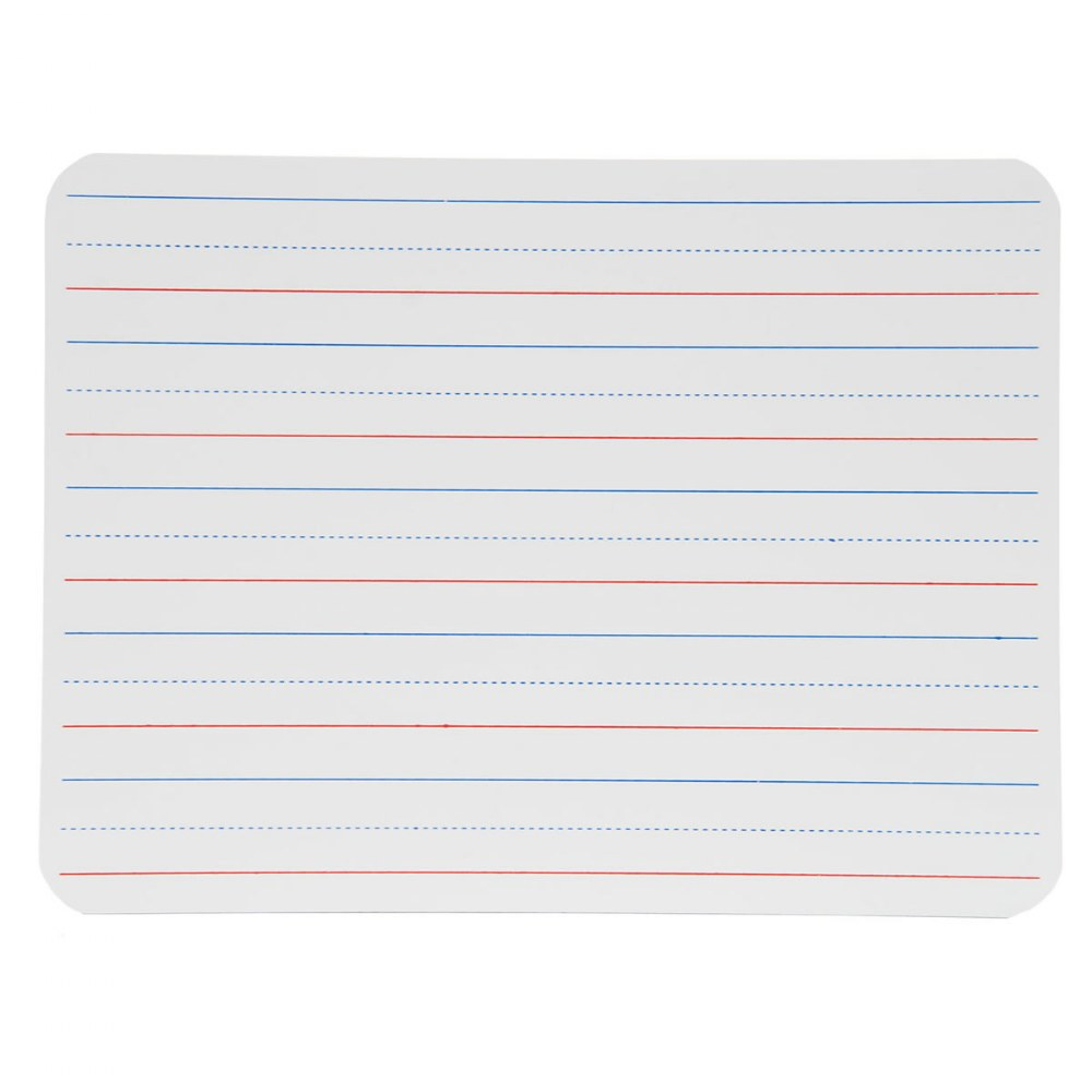 Dual-Sided Dry Erase Boards