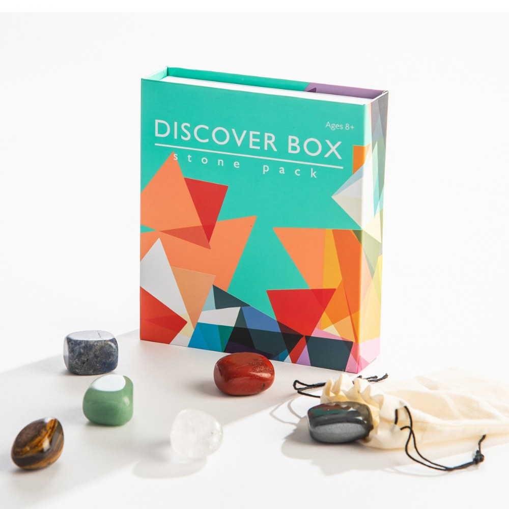 Discover Box: Stone Pack