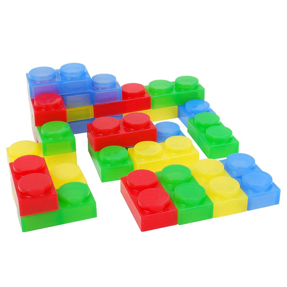 Soft Bricks - 24 Piece Set