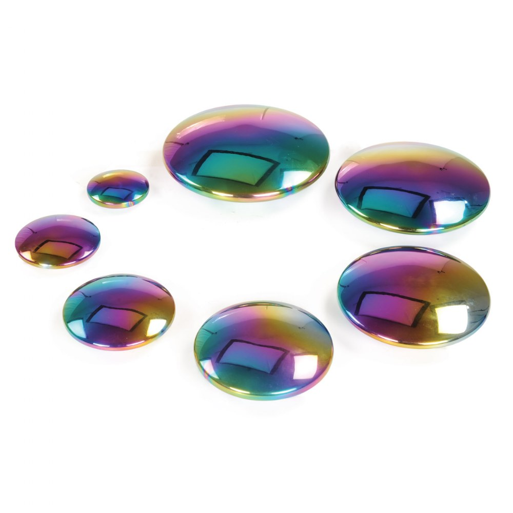 Alternate Image #3 of Sensory Reflective Buttons Color Burst - Set of 7