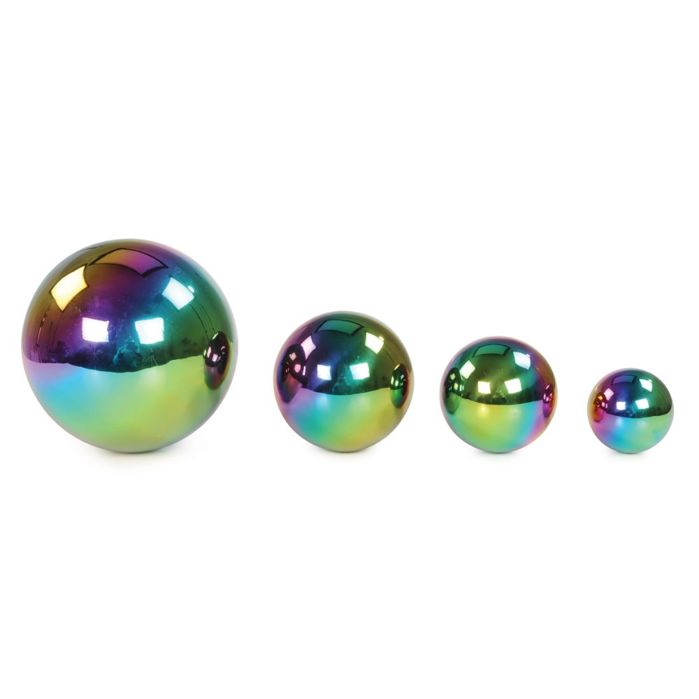 Alternate Image #1 of Reflective Balls - Color Burst