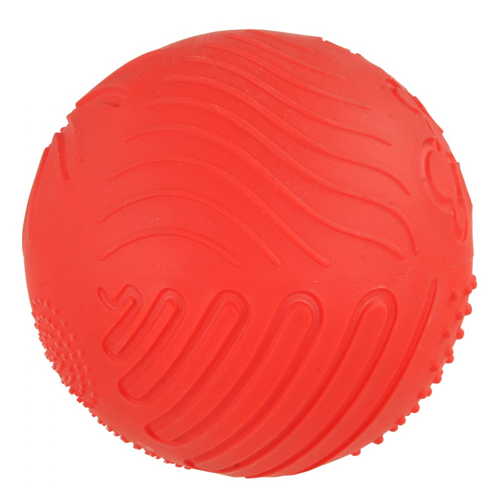 "Alternate Image #1 of Toddler Texture-iffic 7"" Ball"