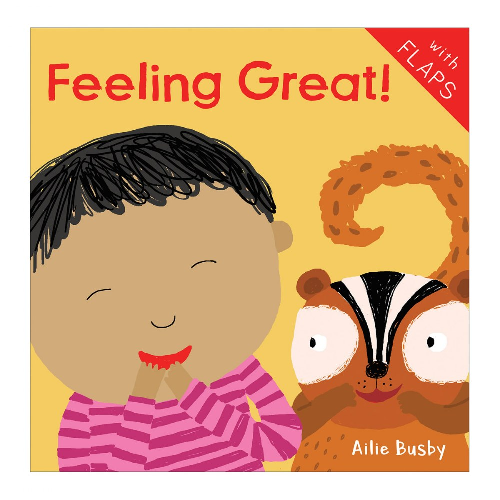 Feeling Great! - Board Book