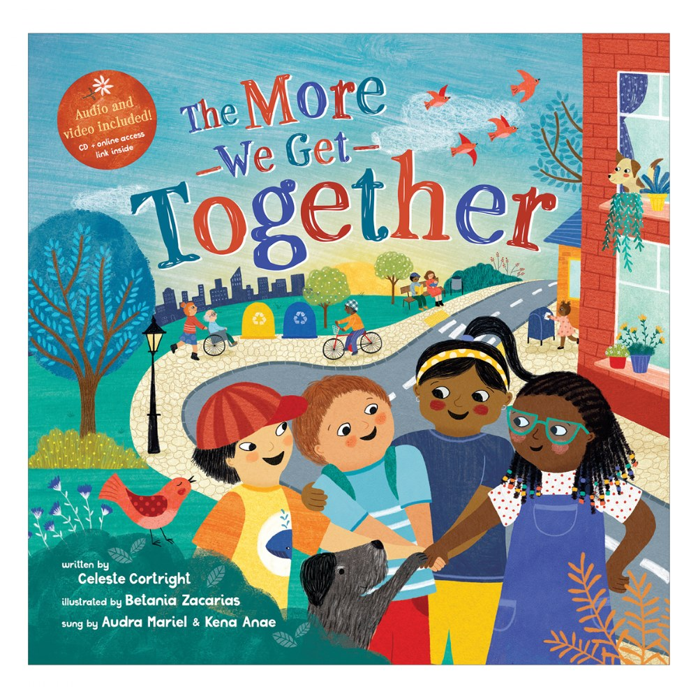 The More We Get Together - Paperback
