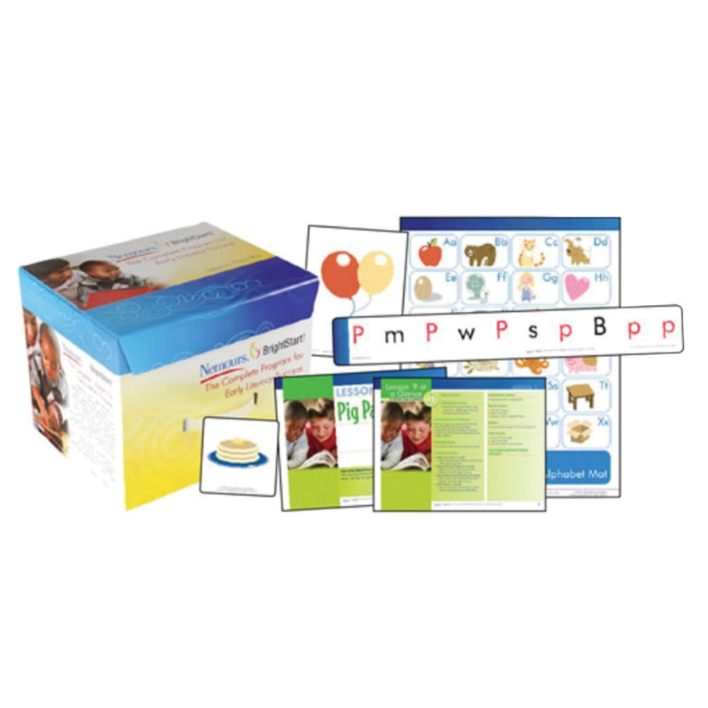 Alternate Image #2 of Learn Every Day® and Nemours® BrightStart! Super Set, 2nd Ed.