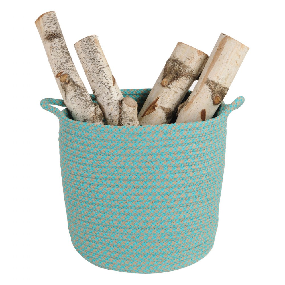 Alternate Image #1 of Outdoor Storage Basket - Tall
