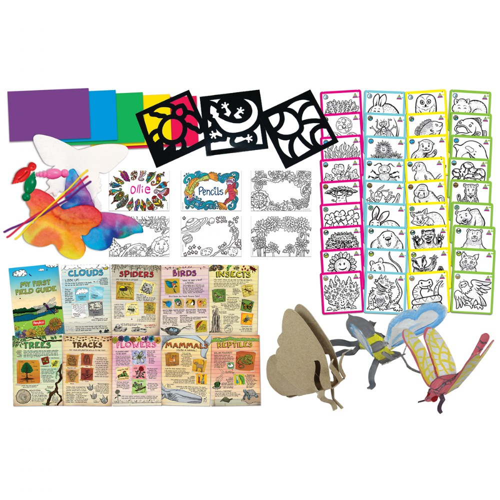 Celebrate Nature STEAM Kit