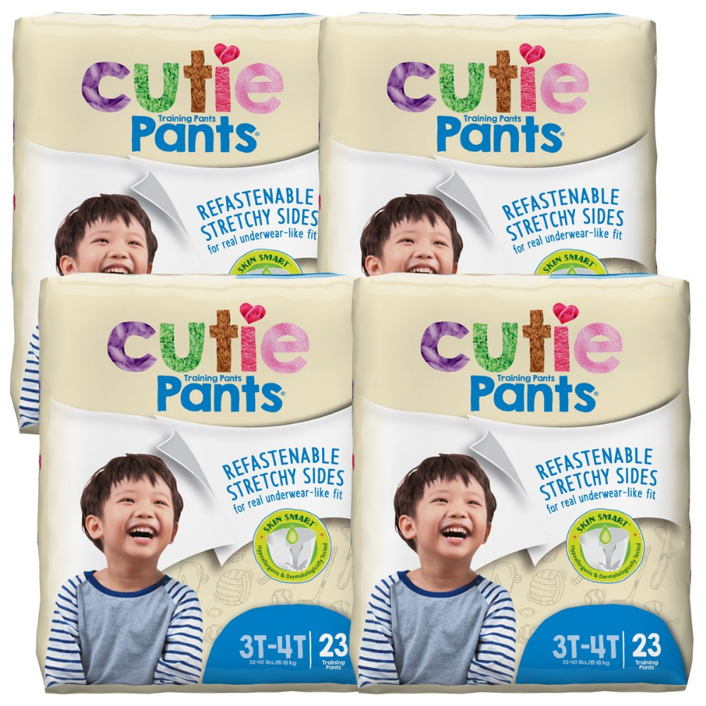 Cuties Training Pants - Boys