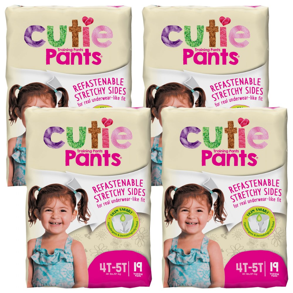 Cuties Training Pants - Girls