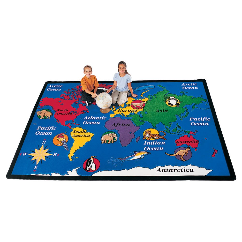 World Explorer Carpets