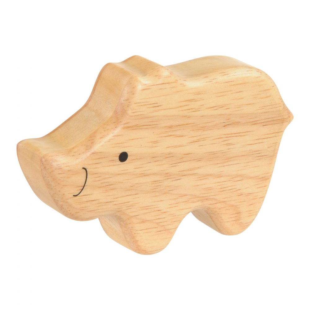 Alternate Image #4 of Soft Sounds 4 Wooden Animal Shakers