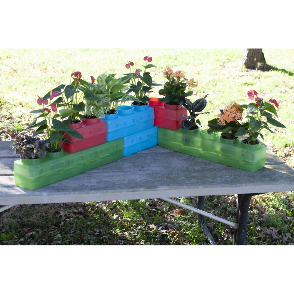 Alternate Image #3 of Gardening Blocks - 6 Pack