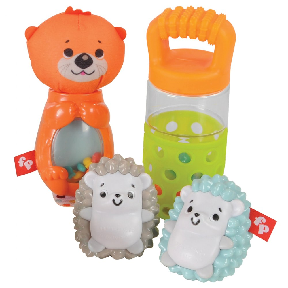 Alternate Image #2 of Shake, Rattle & Teething Set