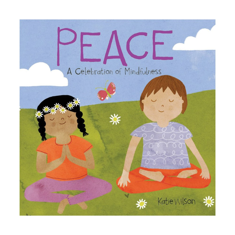 Alternate Image #1 of Toddler Mindfulness Book Set - Set of 4