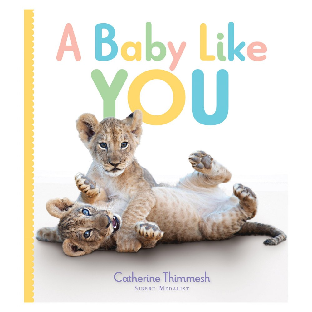 Alternate Image #1 of Babies Like You Book Set - Set of 4
