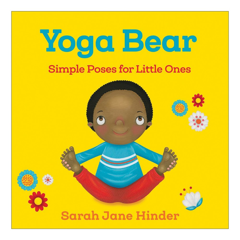 Alternate Image #1 of Toddler Yoga Board Books - Set of 4