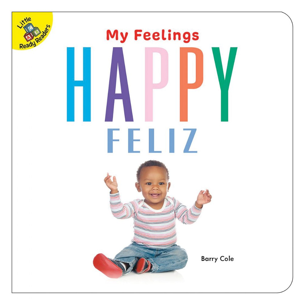 Alternate Image #2 of Social Emotional Feelings Board Books - Set of 5