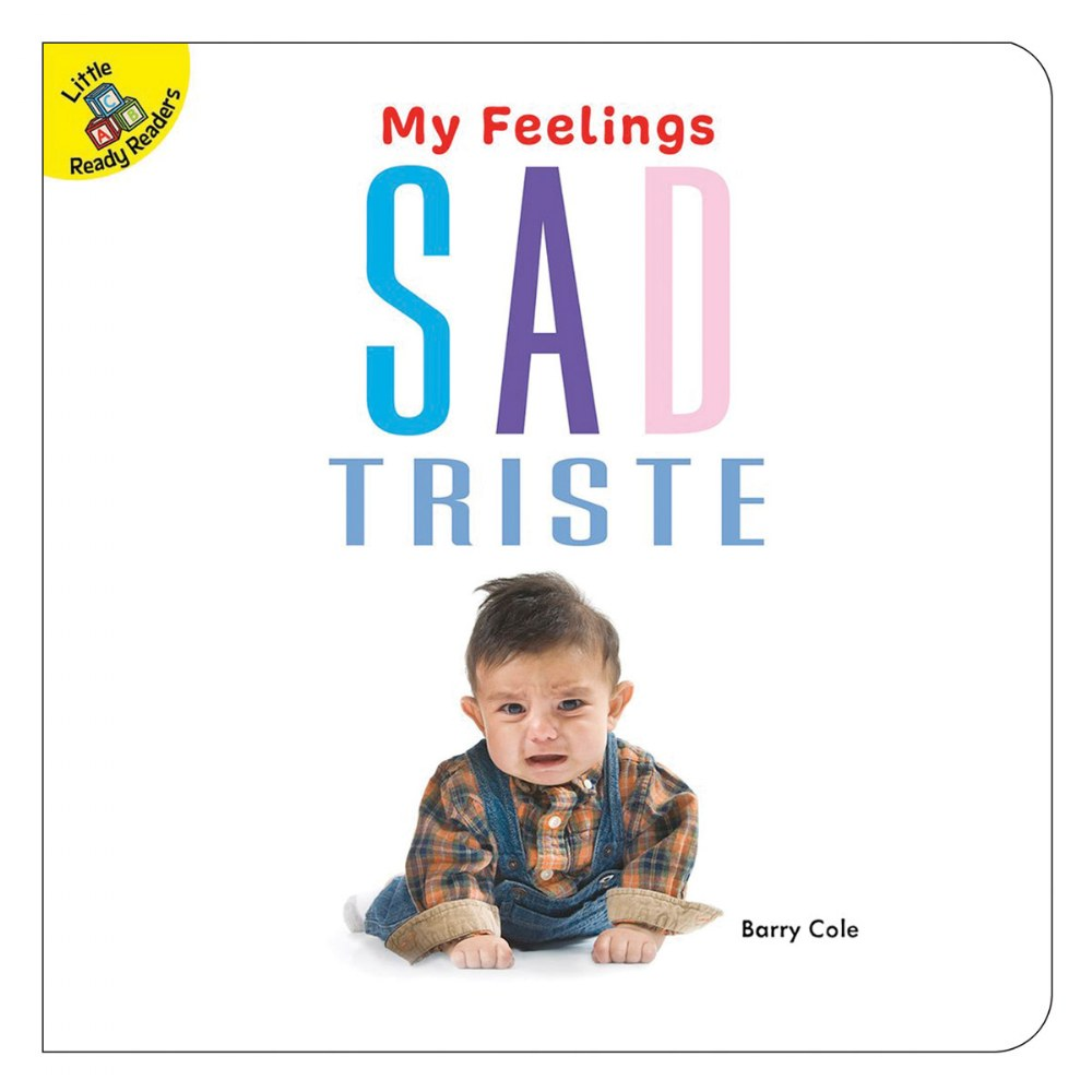 Alternate Image #3 of Social Emotional Feelings Board Books - Set of 5