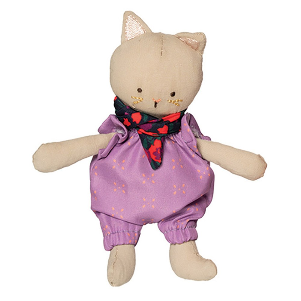"Alternate Image #13 of Cuddly Playdate Friends Washable 14"" Soft Dolls"