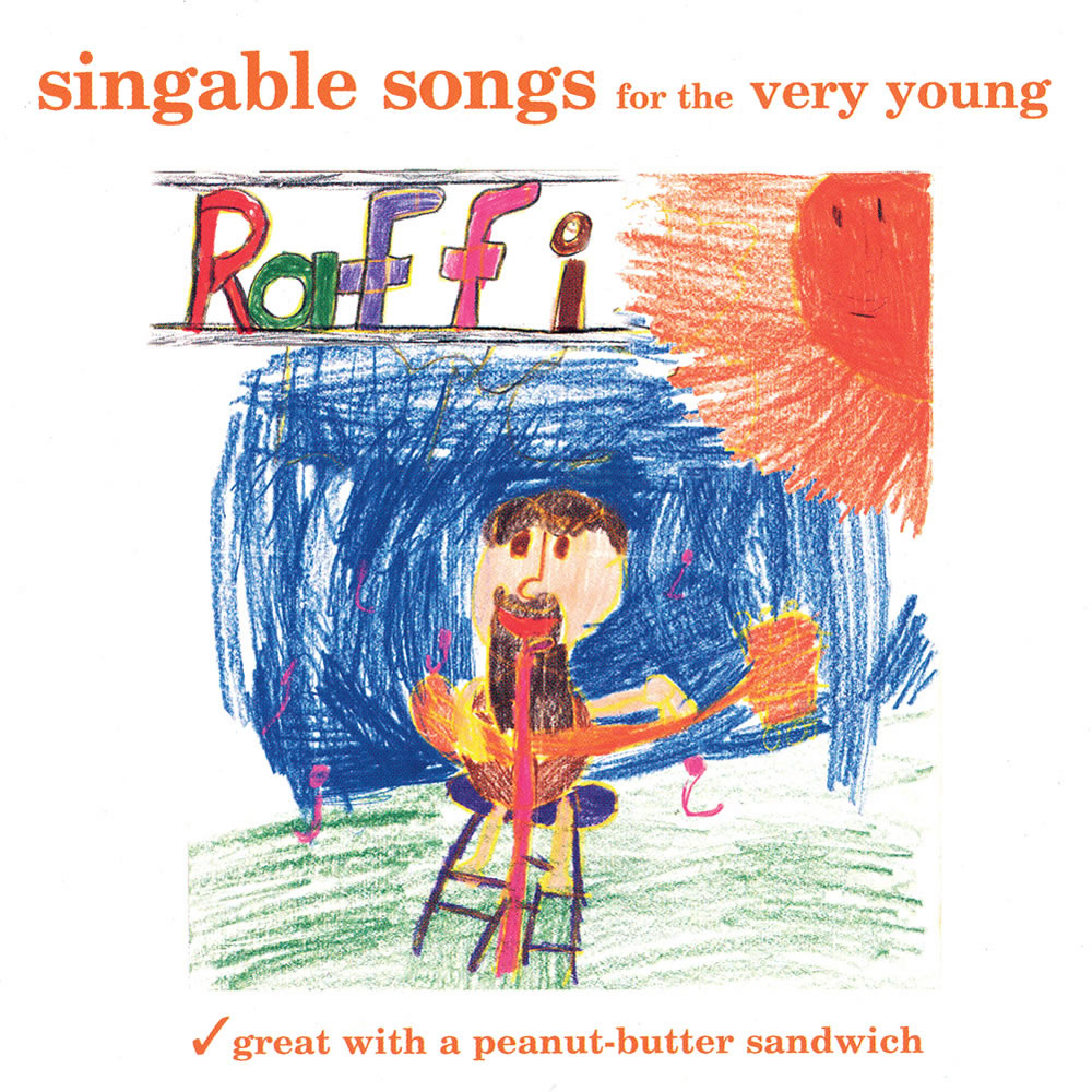 Singable Songs For The Very Young (CD)